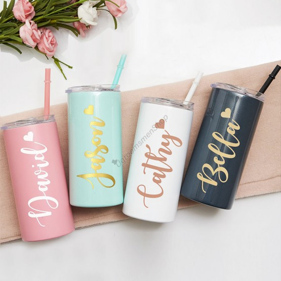 Bachelorette Party Customized Tumbler