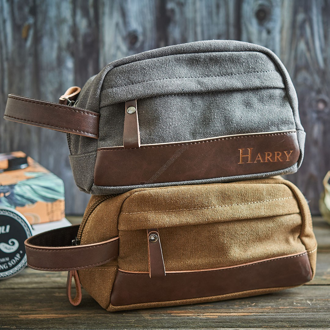 Personalized Groomsmen Bags