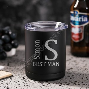 Personalized Engraved Tumbler