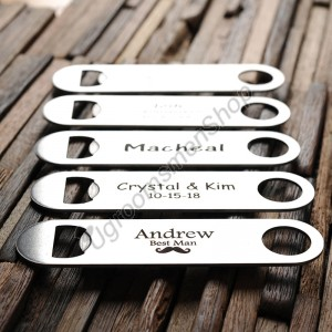 Customized Stainless steel Bottle Opener
